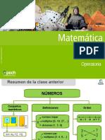 Clase 2 Operatoria