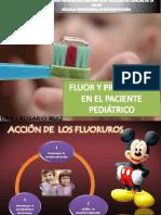 Clase de Fluor