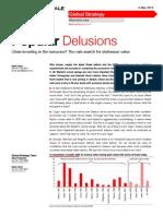 SocGen Popular Delusions Crisis Investing in the Eurozone