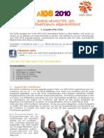 Vienna YouthForce Newsletter 5 German