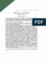 Revisión del Fetichismo- Weil