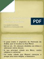 2.5 Muçulmanos Na Península Ibérica