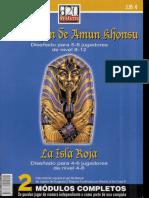 Aventura Lv 4-12 - El Corazón de Amun Khonshu