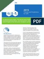 2015 Trends Predictions