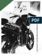 Dandy MJ50 Handbook