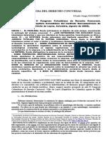 Axiología Del Derecho Concursal - Richard