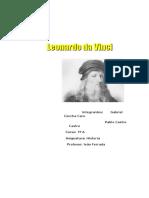Informe Leonardo Da Vinci