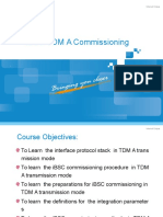 ZXG10 IBSC TDM a Configuration