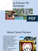 camp putnam pr campaign final version