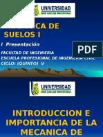 01 INTRODUCCIÓN MECANICA DE SUELOS I.pptx