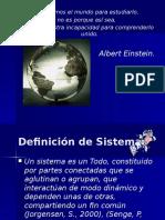 2 Teoria General de Sistemas