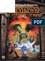 AD&D - Greyhawk - Aventura - El Regreso de Los Ocho (Lvl 6-12)