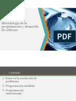 Metodología de La Programación - Programación Estructurada
