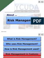 Risk Mgt 1st Lec