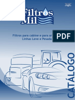 Catalogo Filtros Automotivos 2014