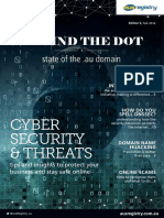 Behind the Dot, Issue 6 Feb 2016