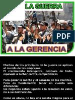 DELA GUERRA A LA GERENCIA.ppt