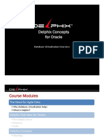 Delphix Concepts Oracle Updated