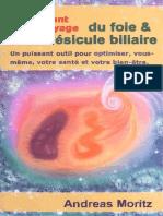 Moritz Andreas - L'Étonnant Nettoyage Du Foie & de La Vésicule Biliaire