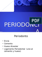 introduccion a la periodoncia