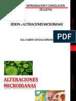 Sesion 1. Alteraciones Microbianas