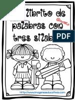 Mi Litrito 3 Sílabas PDF