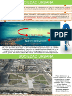 Sociedad Urbana