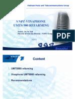 10_ Do Vu Anh _Report U900 Refarming VNPT