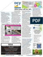 Pharmacy Daily for Thu 21 Apr 2016 - Priceline pays off for API, Pharmacists lobby on S100, HepC drugs cash flow solution, Travel Specials and much more