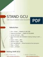 STAND GCU