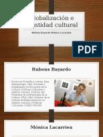 Cultura y Globalizacion exposicion