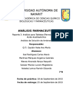 Práctica 3 a. Farma (Ambroxol)