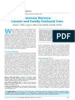 anorexia nervosa patient centered care