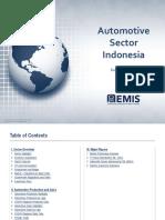 EMIS Insight - Indonesia Automotive Sector Report
