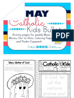May 2016 Catholic Kids Bulletin