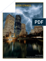 Finance Disaster Handbook