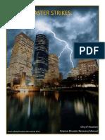 Finance Disaster Handbook