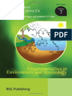Organometallics in Environment and Toxicology (Metal Ions in Life Sciences, Volume 7)