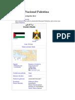 Autoridad Nacional Palestina