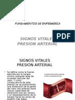 Funciones Vitales.presion Arterial[1]
