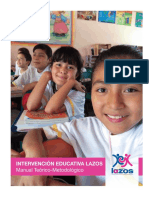 Manual de Intervención Educativa 2015-2016
