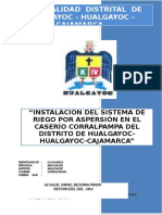 PIP Corralpampa 2013