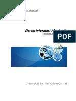 Panduan Sistem Informasi Akademik