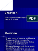 Dutton Chapter04 the Response of Biological Tissue to Stress