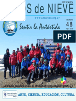 Copos de Nieve 48 - Abril 2016