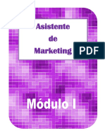 Asistente de marketing