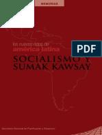 Socialismo y Sumak Kawsay