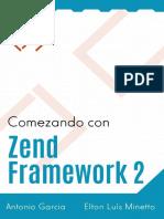 Comenzando con ZEND framework