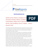 Maritime Security Market by Technology & Systems