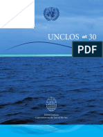 Pamphlet Unclos at 30